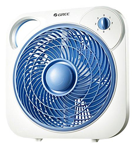 Gree Gree Quạt Điện KYT-2501a Mini Bảng Fan Quay Trang Ký Túc Xá Học Sinh Có Sẵn