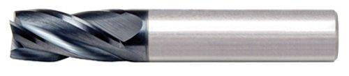 Alfa công cụ SCM91622AL 9.00 x 10.00mm 4 cổng xoắn ốc đơn kết thúc AlTiN carbonized dầu cuối nhà máy