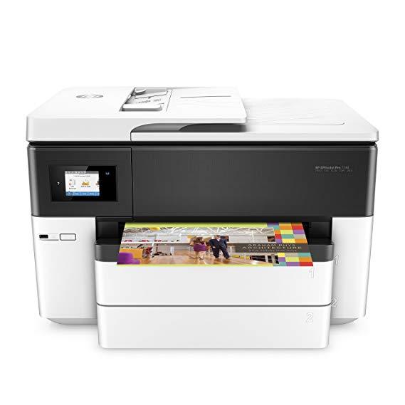 Máy in phun màu tích hợp HP HP OfficeJet Pro 7740