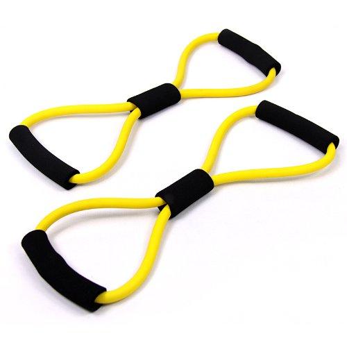 Sengka8 từ latex rally kéo sợi dây thừng thiết bị tập thể dục cánh tay đa mô hình
