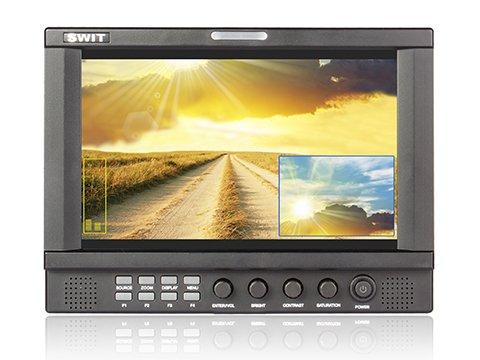Tầm nhìn S-1092H 9 inch full HD 3GSDI / HDMI video monitor Danh sách mới