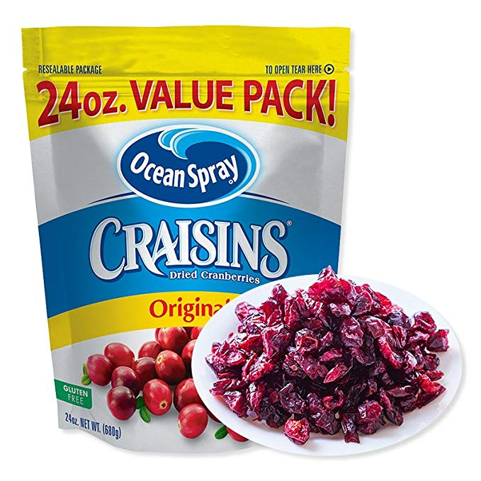 Dương phun gốc Cranberry khô 680g (Mỹ nhập khẩu)