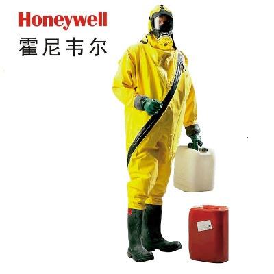 Honeywell kín phòng cháy chữa cháy cứu hộ khẩn cấp hạng nặng là loại hóa chất phục đồ bảo hộ