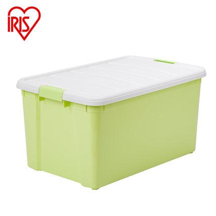 Alice IRIS màu nhựa hoàn thiện lưu trữ quần áo hộp lưu trữ hộp nhựa hộp lớn Alice 3