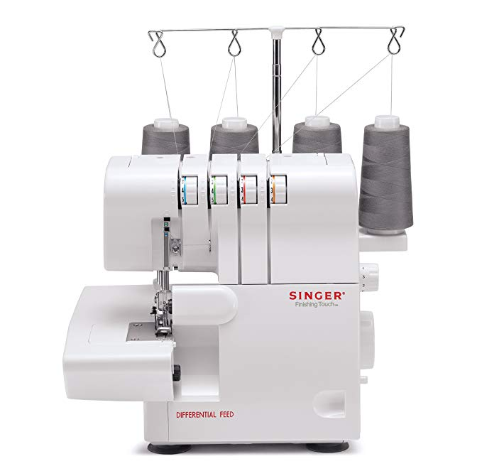 SINGER 14sh6540 máy may serger khác biệt