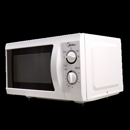 Midea / Midea MM721NG1-PS lò vi sóng đẹp Mini cơ turntable nhà đích thực