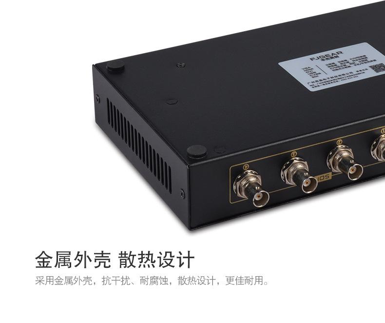 Ma trận FJGEAR Fengjie Yingchuang SDI bốn trong bốn mức phát sóng 1080P