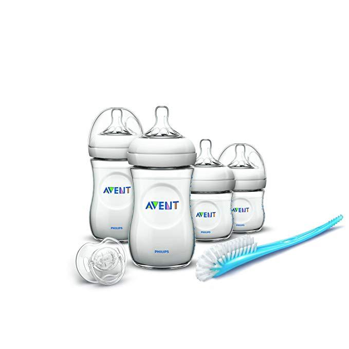 Philips Philips AVENT Bộ chai bắt đầu tự nhiên cho trẻ sơ sinh SCD290 / 01