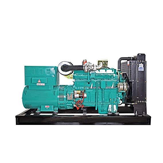 Na Liya Naliya 75KW100120KW150 kW máy phát điện diesel đặt tự động chờ 75KW bàn chải điều chỉnh máy