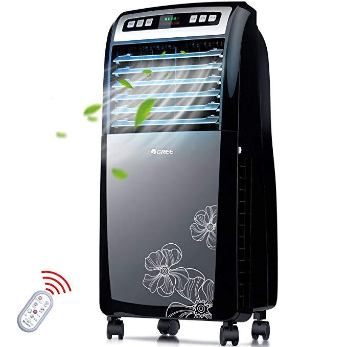 GREE / Gree KS-0503D-WG Gree hộ gia đình tiết kiệm năng lượng lạnh fan điều khiển từ xa điều hòa khô