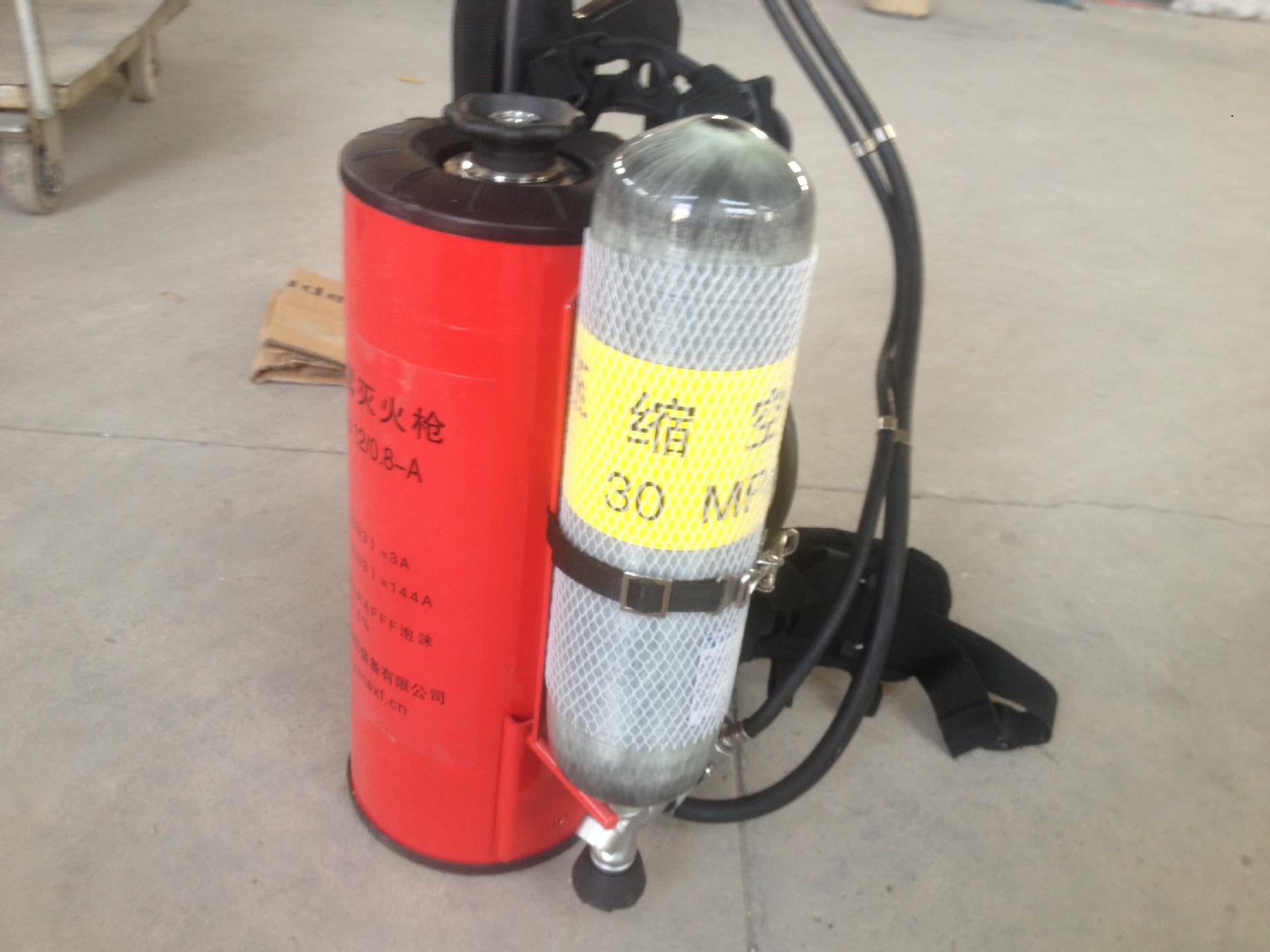 Hỏa QBW12 mang loại vải chữa cháy, súng phun nước, phun áp suất thiết bị chữa cháy