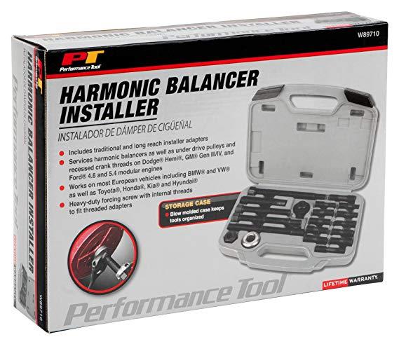 Công cụ hiệu suất cao Trình cài đặt Harmonizer Trình cài đặt hài hòa cân bằng W89710
