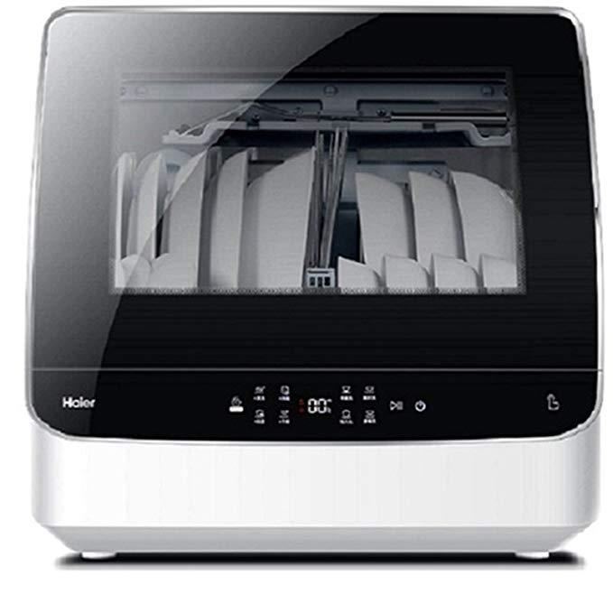 Haier Haier HTAW50STGB Bảng Beckham 6 bộ máy rửa bát đĩa
