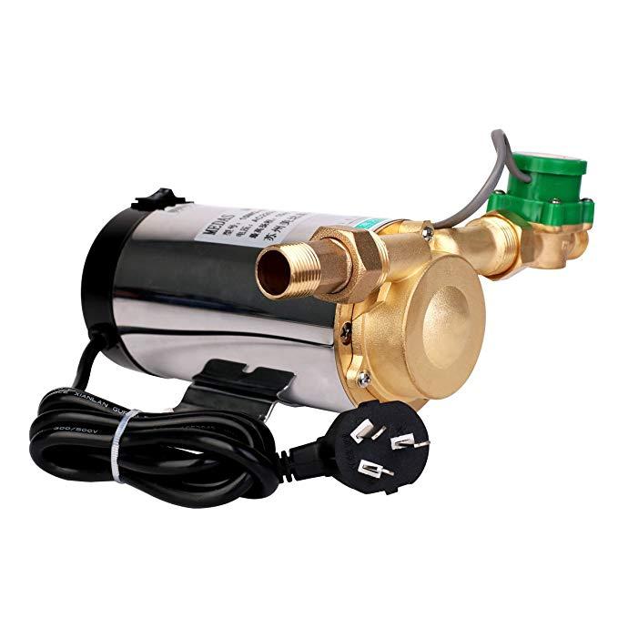 Medas Medas 150 wát bơm đồng đầu gia dụng thép không gỉ bơm tăng áp 15MG-40-15