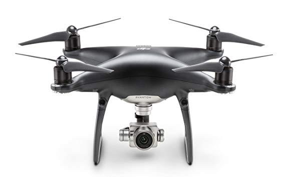 DJI Phantom 4 Pro Obsidian Quadcopter Action Máy ảnh - Đen
