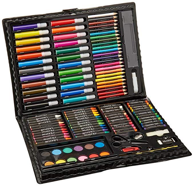Bộ màu vẽ tranh nghệ thuật cao cấp 120 chi tiết Arty Facts