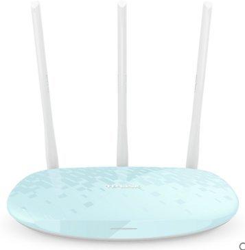 TP-LINK router không dây TP-LINK wifi nhà thông qua tường vua TL-WR886N 450M (bầu trời xanh)