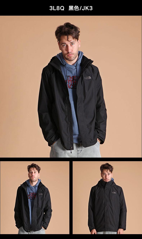 Trang phục Thể Thao : Áo khoác không thấm nước dành cho nam