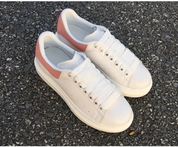 Giày Sneakers Thể Thao màu Trắng  , Thương hiệu: AHCDGT