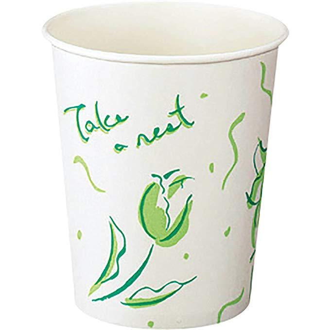 KOKUYO Paper Cup 210ml Hoa