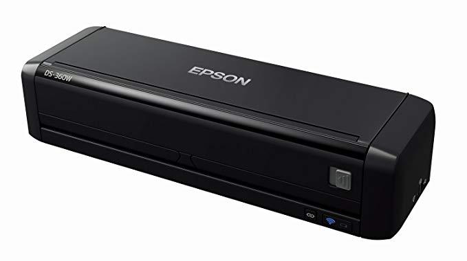 Ghế ngồi tất cả trong một DS-360W của EPSON