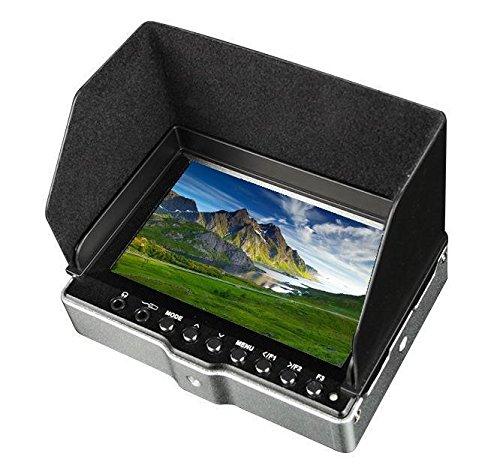 Fu Weide A5 Màn hình giám sát chuyên nghiệp SDI 5-inch 5-inch SDI hoàn toàn tương thích với BMCC FS7