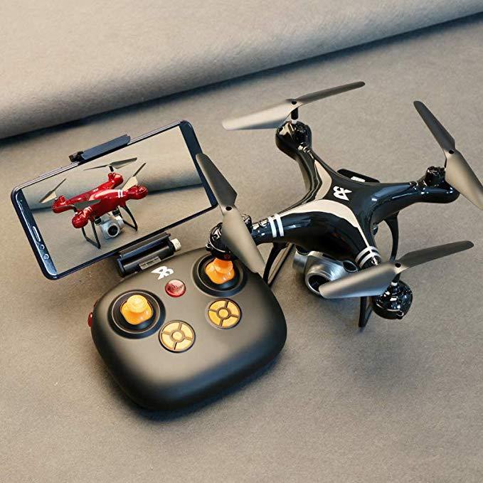 Quadcopter bay không người lái chụp ảnh trên không HD chuyên nghiệp cuộc sống lâu dài RC máy bay máy