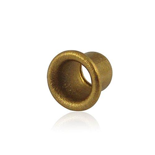 Đồng lỗ gắn đinh tán Hollow đồng đinh tán Thông Qua lỗ đinh tán Đồng cap nail Độc ống đinh tán 0.9-6