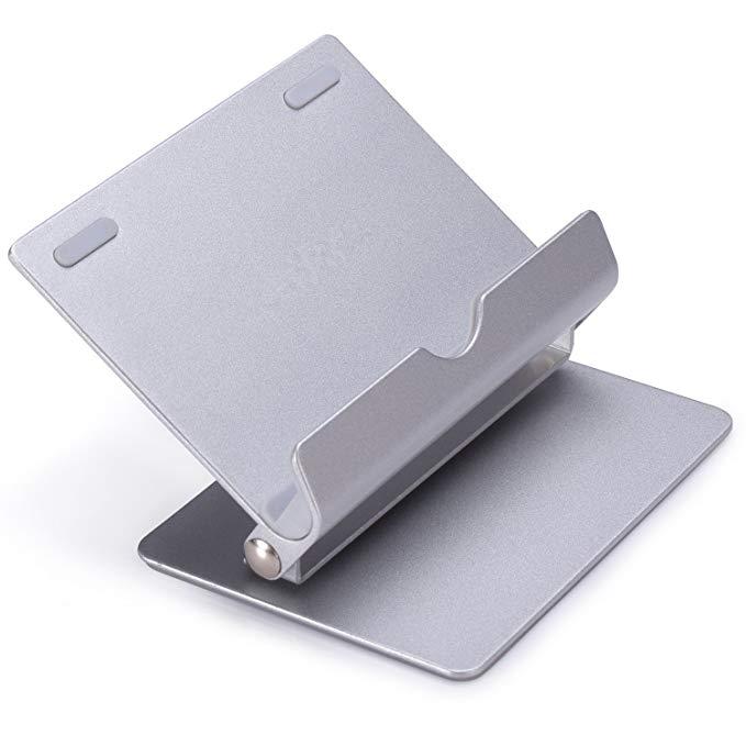 Bareas DS-16 phẳng đứng giữ điện thoại di động và cho ipad mini