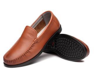 Giày Mọi Da PU dành cho Nam - Thương hiệu: REDDRAGONFLY / Red Dragonfly .