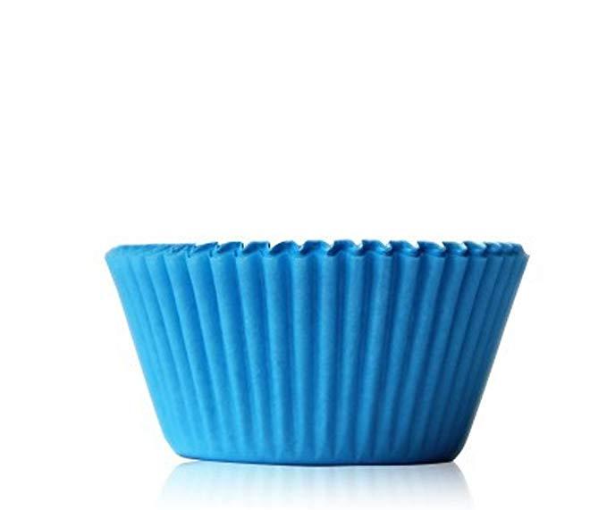 Lautechco 100 Piece Muffin Cupcake Cốc Giấy Không Thấm Nước Giấy Sô Cô La Khay Bánh Nướng Giấy Cup K