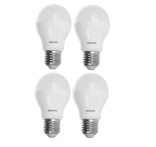Bóng đèn LED Philips Philips 5W E27 220-240V (4 gói)