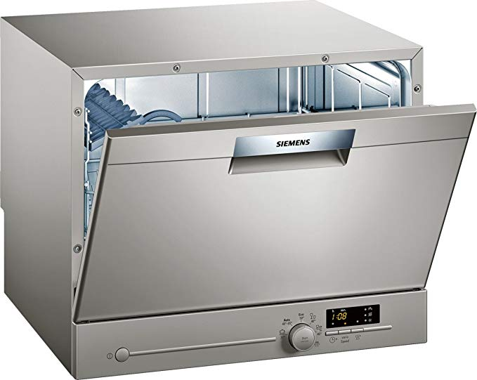 Siemens SK26E821EU iQ300 Máy rửa chén / A + / 174 kWh / năm / 6 MGD / 2240 L / năm / tắt / nước tự đ