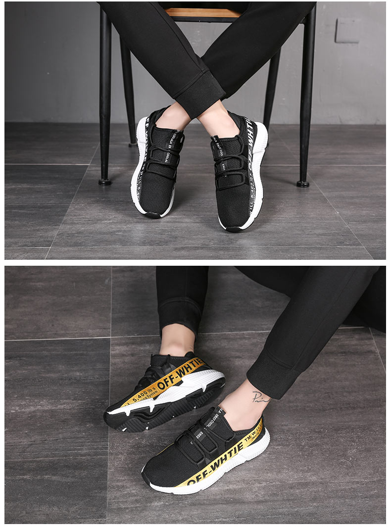 Giày Lưới thời trang thể thao dành cho Nam