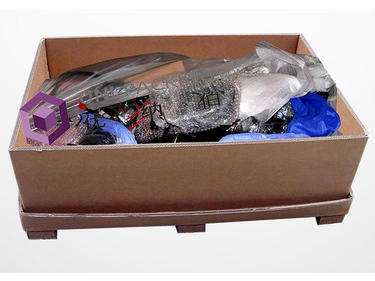 Đặc biệt mạnh Kraft thùng nặng vật nặng chịu lực hộp đóng gói các nhà sản xuất thùng hàng ngói