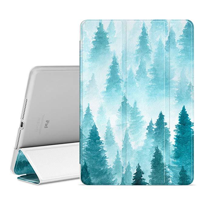 Natusun Natuson thích hợp cho Apple iPad Air 2 Tablet Case Máy tính mini Case Thông minh ngủ Awakeni