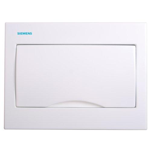 SIEMENS Siemens hộp phân phối hộp nguồn 12 mạch điện hộp kim loại (màu trắng) 8GB31114