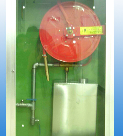 Model PSG foam hydrant boxModel PSG foam hydrant box