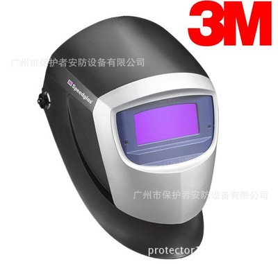 3M Speedglas 9100V tự động thay đổi ánh sáng mặt nạ Hàn Hàn Hàn điện mặt nạ đeo mặt nạ