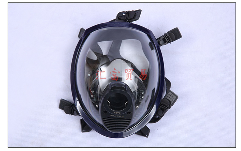 Nhà sản xuất bán buôn không khí bình khí bình khí mặt nạ khí bình khí bảo vệ mặt nạ trùm toàn bộ.