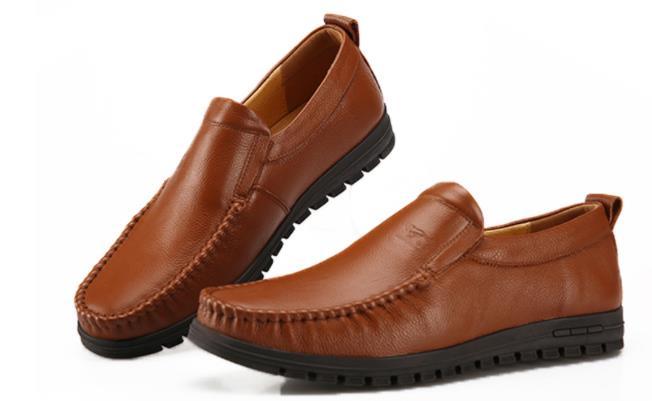 Giày Tây Da Mềm mại và nhẹ nhàng , mã giày da tiêu chuẩn , Thương hiệu: Septwolves