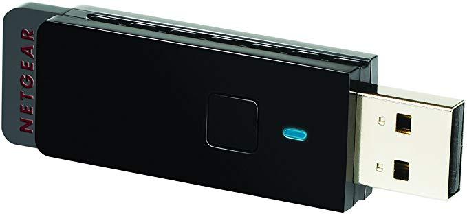 NETGEAR NETGEAR WNA3100 300M Thẻ mạng không dây USB 802.11n