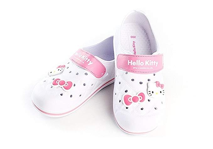 Giày dép trẻ em dễ thương cho bé gái , Thương hiệu : Hello Kitty YOMI