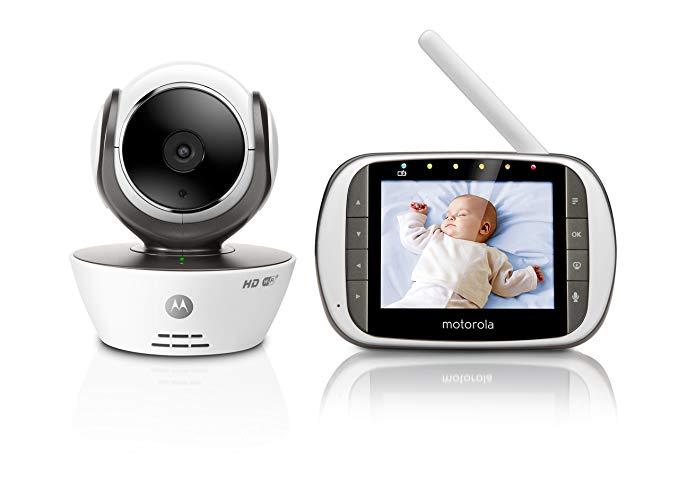 Motorola Motorola Connect Video Baby Monitor Máy Wifi Truy cập từ xa Máy ảnh 5