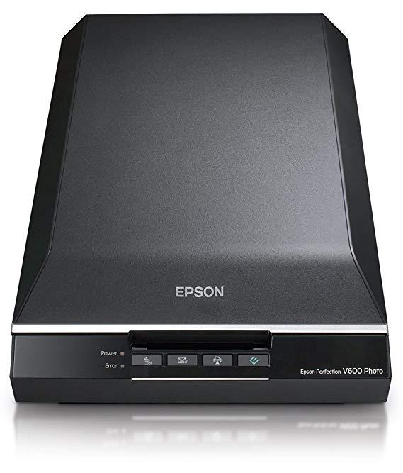 Epson Perfection V600 Photo Máy quét phim chất lượng chuyên nghiệp (Trình quản lý sự kiện, Tiện ích