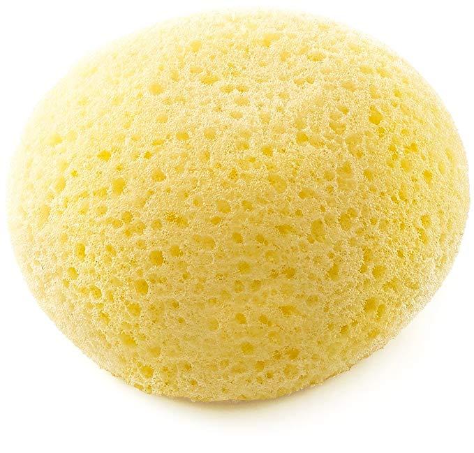 Thermobaby Mobo Pháp nhập khẩu từ Pháp Bath sponge tắm miếng bọt biển bóng 1461
