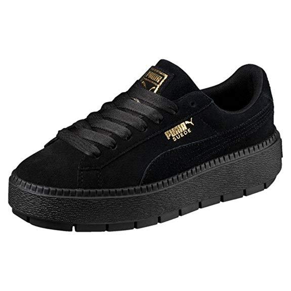Giày Thể Thao Thời Trang Năng Động  , Thương Hiệu :  Puma Black- 365830
