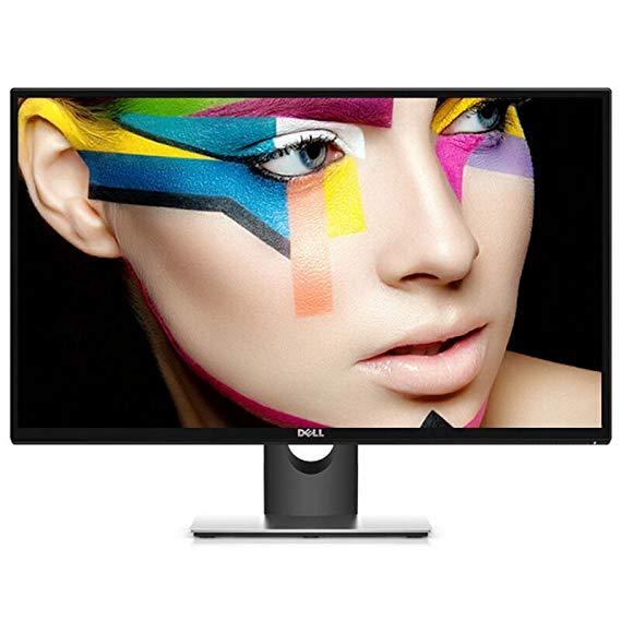 (DELL) SE2717H - Màn Hình 27 inch với đèn nền giao diện độ nét cao HDMI không flash