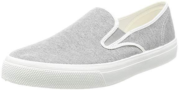 Giày vải ASAHI 501 trắng, chất liệu vải mỏng, nhẹ