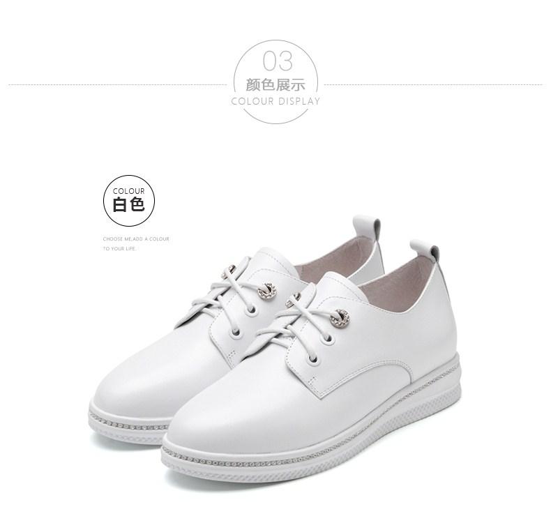 Giày Sneakers Thể Thao màu Trắng  , Thương hiệu: Senda